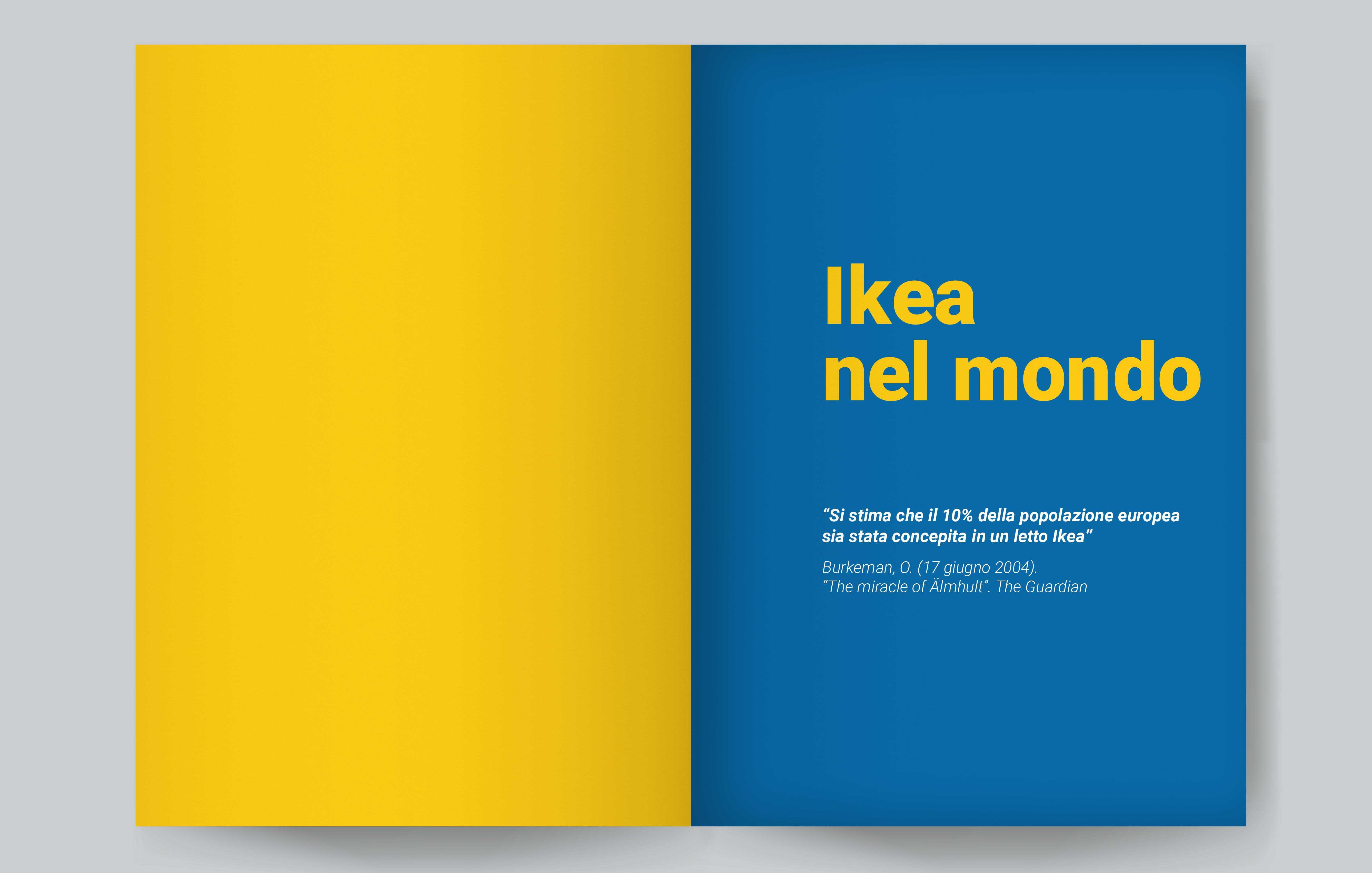 Cartina Mondo Ikea.Tutta Un Altra Ikea